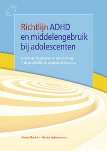 omslag_ADHD_richtlijn.indd